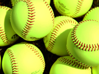 Softballen
