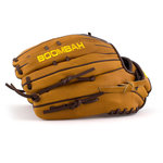 Boombah Veloci GR Fastpitch Glove with B4 H-web Brown
