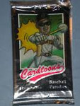 Honkbalkaartjes Cardtoons 1995