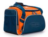 Navy Blue/Orange