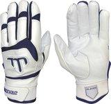 White/Navy Blue