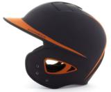 Black/Orange