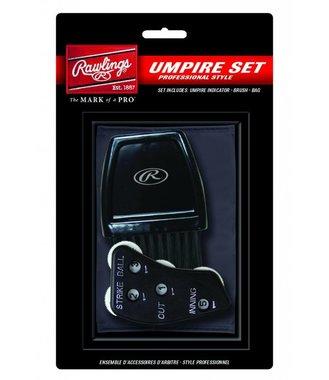 Rawlings Umpire Set Pro Style