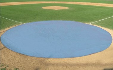 Home Plate Tarp Cover