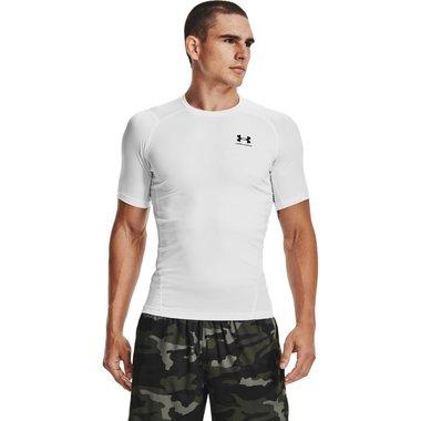 Under Armour Mens HeatGear Armour Short Sleeve