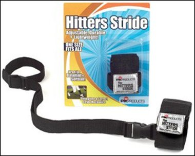 Hitters stride