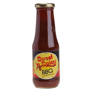 BBQ Sweet & Spicy
