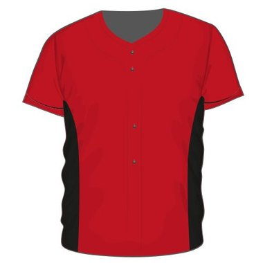 Honkbalshirt #10