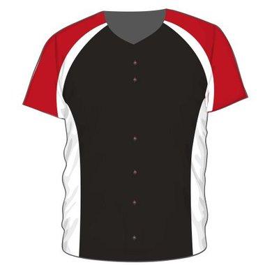 Honkbalshirt #35