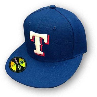 Tex Town Tigers FlexFit Cap Blauw