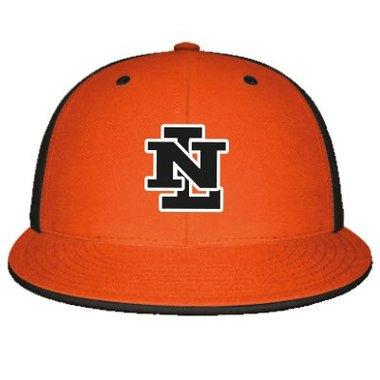 Cap Zwart/Oranje NLHSB