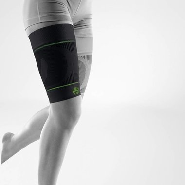 Sports Compression Sleeve Upper Leg