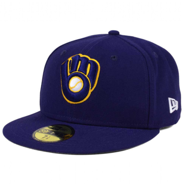 New Era Milwaukee Brewers Cap