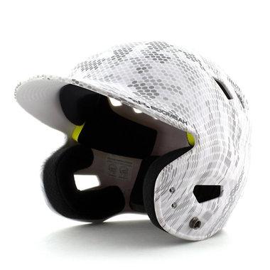 Boombah Defcon Batting Helmet Swarm Camo
