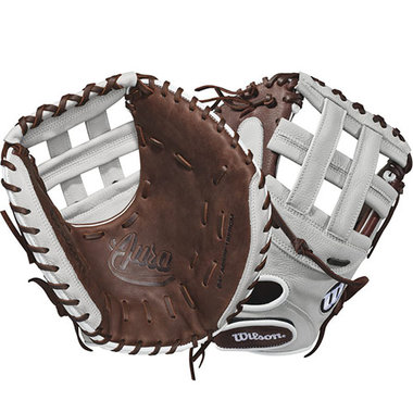 Wilson A900 Aura Fastpitch Catcher Glove