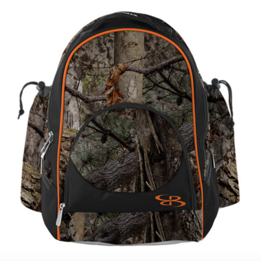 Boombah Tyro Backpack Real Camo