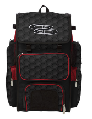 Boombah Superpack Bat Bag 3DHC