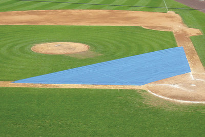 Batting Practice Tarp Cover
