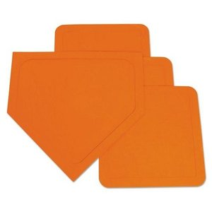 Indoor Base Set Orange (only bases)