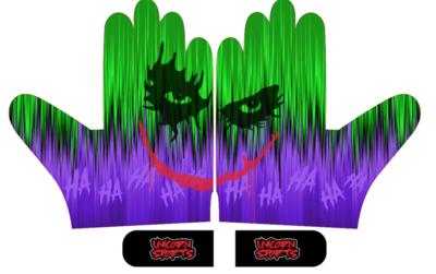 Unicorn Joker Batting Gloves