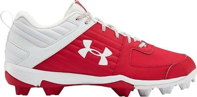 Under Armour Leadoff Low RM Junior Red