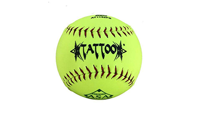 "Tattoo ASA 52/300 12"" Softball"