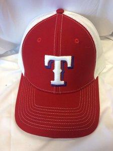 Tex Town Tigers Meshback Cap