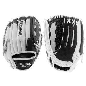 FP Select 8020 Series All Leather B20 Web BR 12.5""