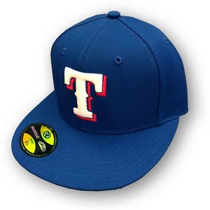 Tex Town Tigers Fitted Cap Blauw