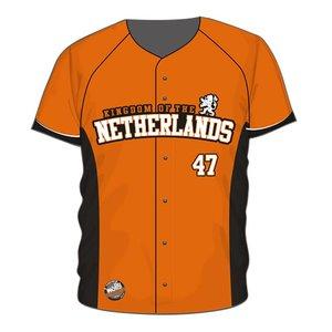 Jersey Oranje NLHSB