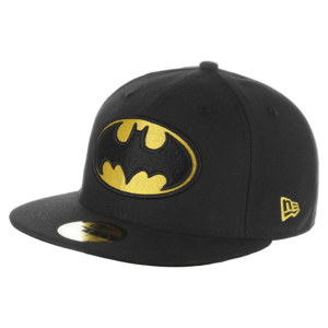 New Era Batman Cap (+ free Cap Buddy)