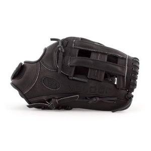 Veloci GR Fastpitch handschoen B4 Zwart