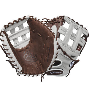 Wilson A900 Aura Fastpitch Catcher Glove